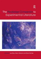 The Routledge Companion to Experimental Literature PDF