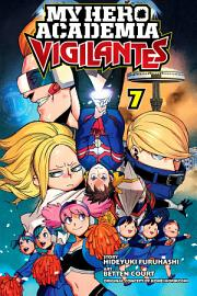 My Hero Academia  Vigilantes  Vol  7