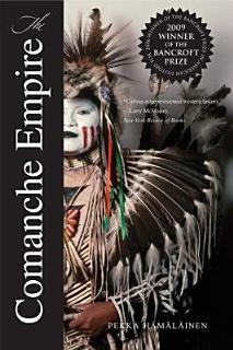 The Comanche Empire Book