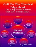 The Seven Big Mental Mistakes That Most Golfers Make PDF