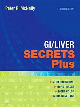GI Liver Secrets Plus E Book PDF