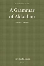A Grammar of Akkadian (Third Edition)