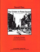 The Cricket in Times Square Book