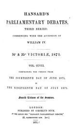 Hansard's Parliamentary Debates: Volume 207
