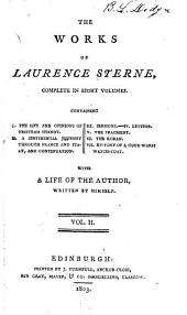 The Works of Laurence Sterne ...: With a Life of the Author, Written by Himself ...