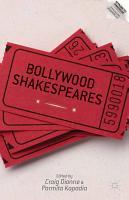 Bollywood Shakespeares PDF