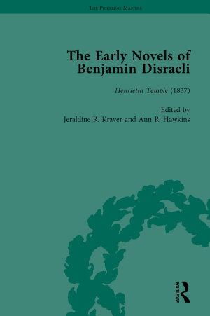 The Early Novels of Benjamin Disraeli Vol 5