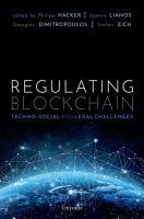 Regulating Blockchain PDF