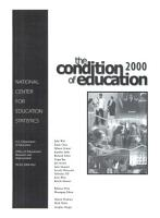 The Condition of Education PDF