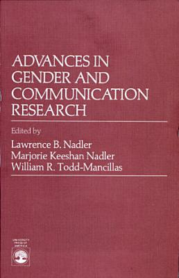 Advances in Gender and Communication Research PDF