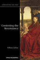 Contesting the Renaissance PDF