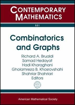 Combinatorics and Graphs PDF