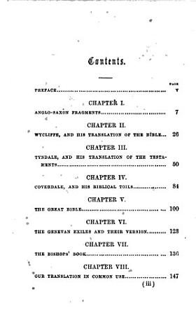 Our English Bible PDF