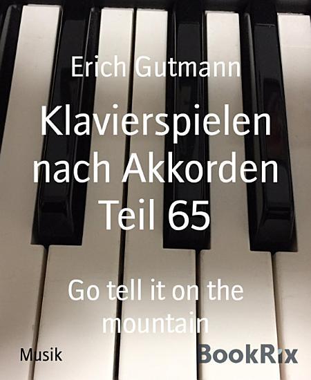 Klavierspielen nach Akkorden Teil 65 PDF