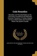 CODE REMEDIES PDF