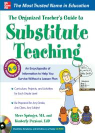 The Organized Teacher   s Guide to Substitute Teaching PDF