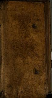 Aphorismi cofessariorum ex doctorum sententiis collecti auctore P. Emanuele Sa. Ed. postrema...