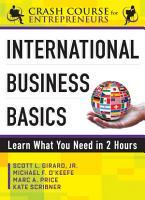 International Business Basics PDF