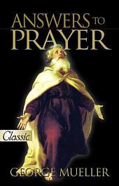 Answers to Prayer