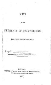 Key to the Elements of Book-keeping, etc