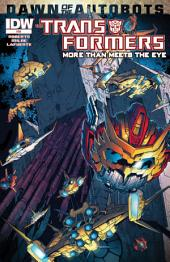 Transformers: More Than Meets the Eye #30 - Dawn of the Autobots