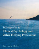 Introduction to Clinical Psychology and Other Helping Professions PDF