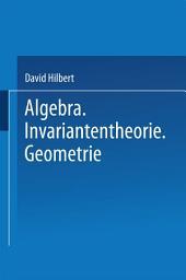 Algebra · Invariantentheorie · Geometrie