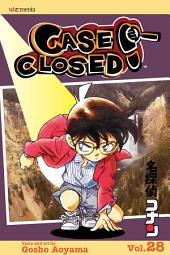 Case Closed, Vol. 28: The Mermaid Vanishes