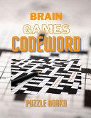 Brain Games Codeword Puzzle Books
