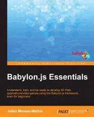 Babylon js Essentials PDF