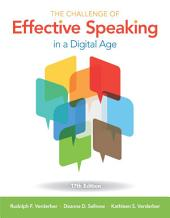 The Challenge of Effective Speaking in a Digital Age: Edition 17