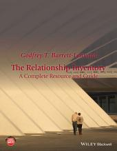 The Relationship Inventory: A Complete Resource and Guide
