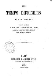 Les temps difficiles: roman anglais