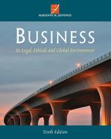 Business  Its Legal  Ethical  and Global Environment PDF
