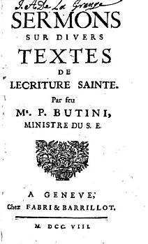 Sermons sur divers textes de l Ecriture Sainte PDF