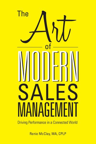 Download The Art of Modern Sales Management Book
