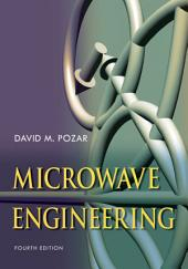 Microwave Engineering, 4th Edition