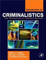Introduction to Criminalistics PDF