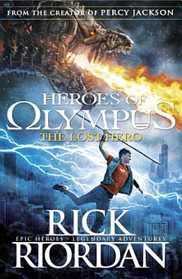 The Heroes Of Olympus Series The Lost Hero