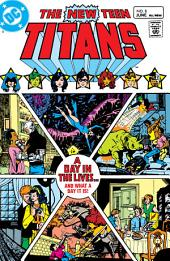 The New Teen Titans (1980-) #8