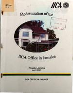 Modernization of the IICA Office in Jamaica