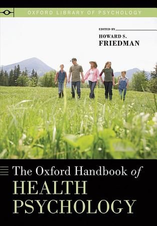 The Oxford Handbook of Health Psychology PDF