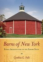 Barns of New York PDF