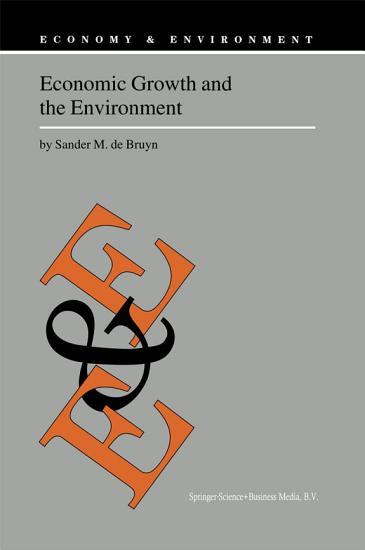 Economic Growth and the Environment PDF