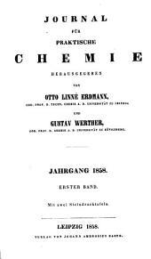 Journal für praktische Chemie: Bände 73-74