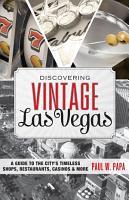Discovering Vintage Las Vegas PDF