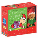 Thats Not My Elf Book and Toy