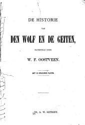 De historie van den wolf en de geiten