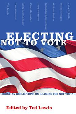 Electing Not to Vote PDF