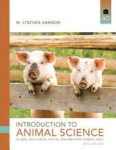 Introduction to Animal Science: Edition 5